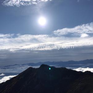 標高約3000メートルで楽しんできたキャンプは絶景すぎて感動の連続