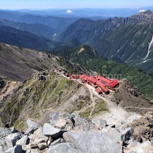 絶景キャンプ標高3180メートルの槍ヶ岳登頂と楽しんだファミリーキャンプ