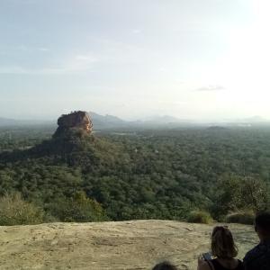 ピドゥランガラロック?? /スリランカへの旅⑩