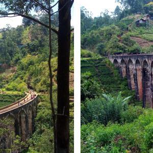 美しい橋に会いに行く /スリランカへの旅⑬