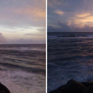 コロンボ 夜と昼 /スリランカへの旅⑮