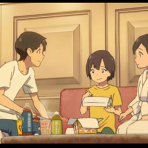 CMで話題「天気の子・塩ラーメン・○○飯」を勝手にコラボ
