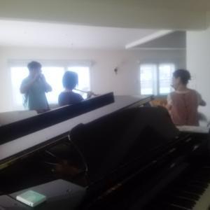 「笛吹たち」コンサート