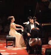 7月21日(日)【チェロとピアノのコンサート】ご案内
