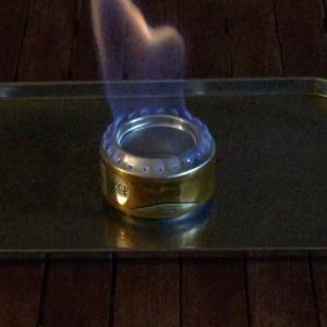 【ブログ】空き缶2つで副室加圧式アルストをDIY
