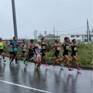 【つくばマラソン レポ3】共闘とおれの補給事情