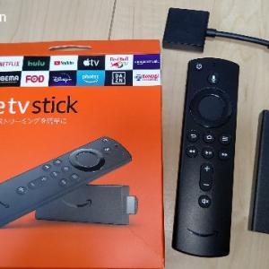 Fire TV Stick を買ってどハマってる件