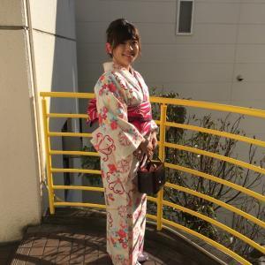 伊勢神宮の初詣は可愛いレンタル着物で