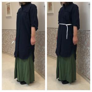 「ショッピング同行で選んでもらった服、使えていません」