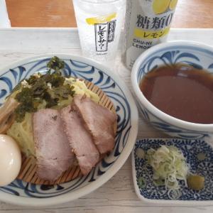 ざる中華のお昼ご飯