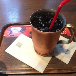 ひんやり!上島珈琲店のアイスコーヒー
