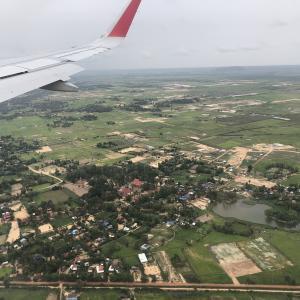 カンボジアに行ったら異世界なことが多すぎた