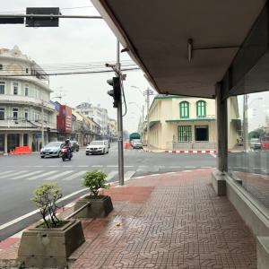 タイのワットポー、ワットアルンへ(タイに一人旅してきた話2)