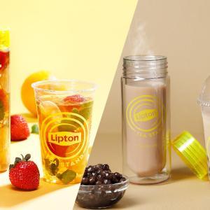 リプトンの大人気「フルーツインティー」のお店「Fruits in Tea」が期間限定で表参道にオープン!