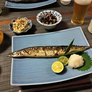 秋刀魚(さんま)と松茸(まったけ)の献立 2019☆大阪・堺市の不動産売買は【ララホーム】へ