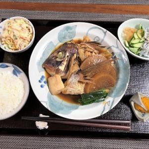 鯛のあら炊きの献立 愛文マンゴー ☆大阪堺市の不動産売買は【ララホーム】