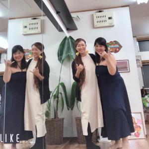 ⭐️深阪のナオミ先生のスタジオへ