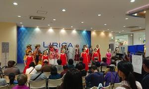 前橋リリカ フラ&タヒチアンダンスショー