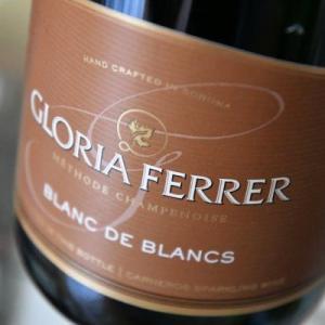 グロリア・フェラーのブラン・ド・ブラン