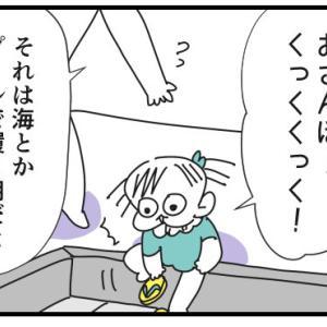 んぎぃちゃんの旅行の準備