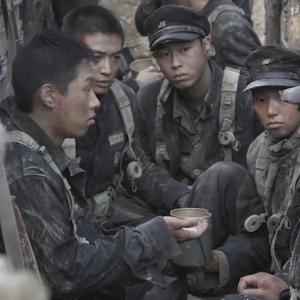 ☆ミノが出演している映画「長沙里:忘れられた英雄たち」