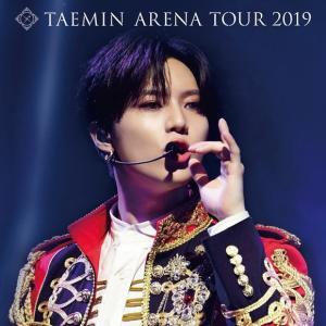 ☆AbemaTV「TAEMIN ARENA TOUR 2019 ~X™~」テミンの魅力いっぱい☆