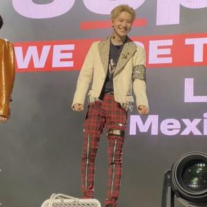 (^_-)-☆~SuperM in Mexico ③わちゃわちゃ編