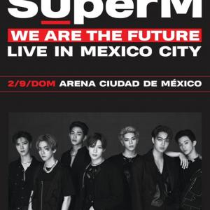 (*^-^*)~SuperM in Mexico ②