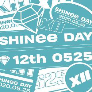 ☆SHINee DAY DEBUT 12th ANNIVERSARY \(^o^)/