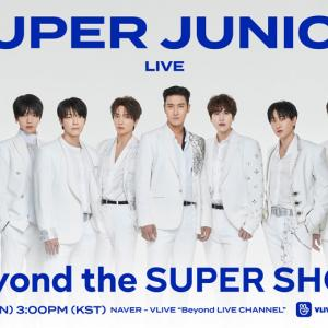 SUPER JUNIOR LIVE - Beyond The SUPER SHOW♪♪