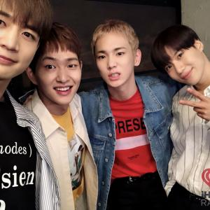 \(^o^)/2021 SHINee is Back~SMTOWN LIVEで予告!!