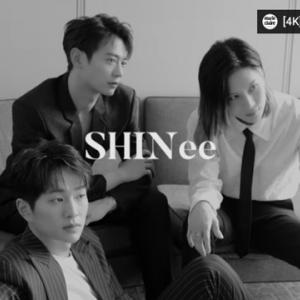 ☆Marie Claire 8月号 Behind the scene with SHINee☆