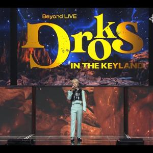 ♪Beyond LIVE 'GROKS IN THE KEYLAND'♪最高でした\(^o^)/