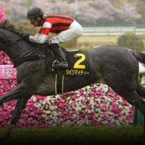 中山芝2000mで行われる3歳牝馬限定の秋華賞のトライアルレース。紫苑ステークス