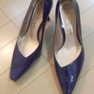 かねまつの靴を買う