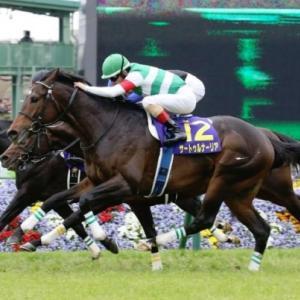 菊花賞へ向けて。サートゥルナーリアが最後の一冠へ向け圧勝する!?