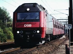 DSBのDL (デンマーク・DENMARK)
