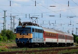 この列車は? (ハンガリー・HUNGARY)