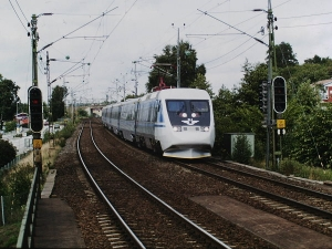 初めてのX2000 (スウェーデン・SWEDEN)