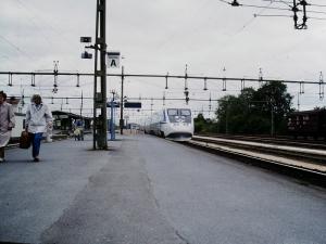 白線がない (スウェーデン・SWEDEN)