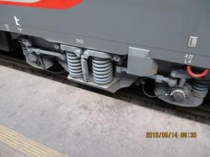 この台車で200Km/h (スイス・SWITZERLAND))