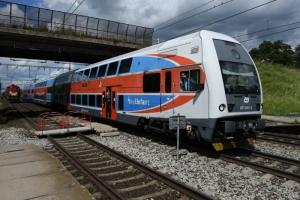 工事列車2本立て (チェコ・CZECH)