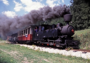 保存鉄道 (スロバキア・SLOVAKIA)
