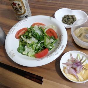 北海道で採れた山菜で料理!!