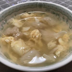 ヤマブシタケで料理