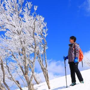【振り返り】2019年の雪山登山!青空×樹氷の景色を堪能し尽くしたシーズン