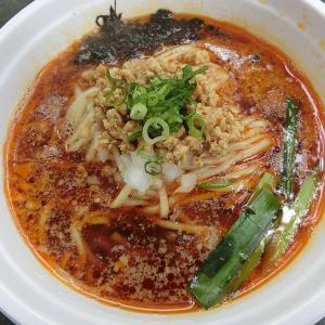 Japanese Ramen Noodle Lab Q (中央区) スパイス醤油らぁ麺