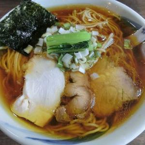 我流麺舞 飛燕 (豊平区) 小樽地鶏の中華そば 醤油 大盛り
