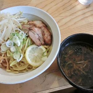 麵屋 雪月花 (北区) つけ麵塩 太麺 大盛り 野菜