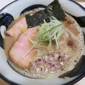 ラーメン ノボリザカ noborizaka (西区) 濃厚魚介 & 炊き込み飯
